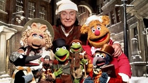 Christmas Comes Down To Muppets