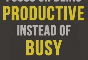The Four Essential Elements of Productivity