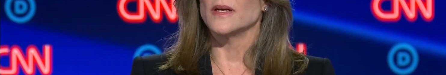 What I Saw In The CNN Democratic Debate, Night One