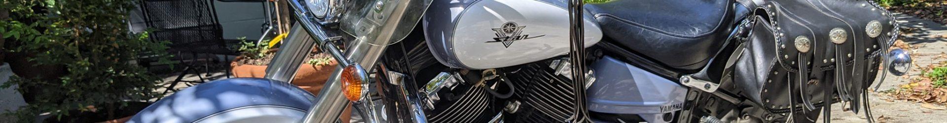 Manifesting My Motorcyle